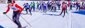 Jugendskirennen 2017 Nordisch