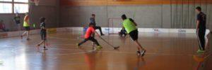 Unihockey-Turnier in Andermatt