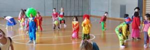 Fasnacht im Kindergarten